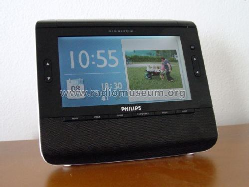 Clock radio AJL308 /17; Philips 飞利浦; (ID = 1207677) Radio