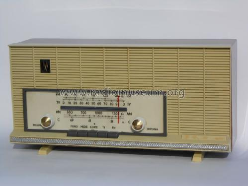 Atlas RV6325; Phonola SA, FIMI; (ID = 1410404) Radio