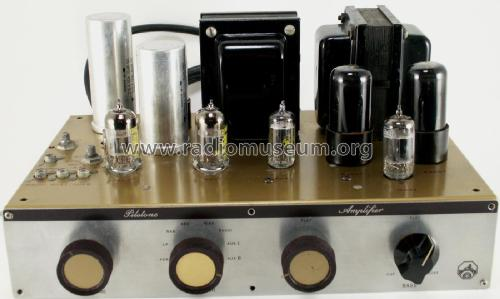 Pilotone Amplifier AA-903; Pilot Electric Mfg. (ID = 1879411) Ampl/Mixer
