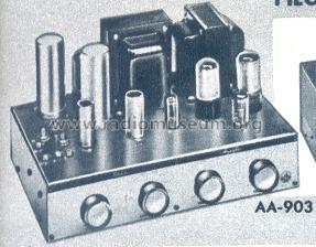 AA-903 ; Pilot Electric Mfg. (ID = 218475) Ampl/Mixer