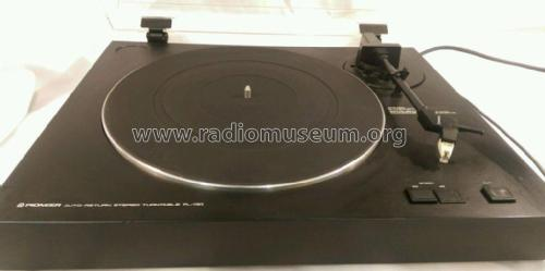 Auto-Return Stereo Turntable PL-130; Pioneer Corporation; (ID = 1956497) R-Player