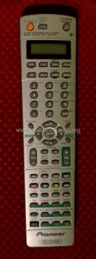 AV Pre-Programmed and Learning Remote Control AXD7436; Pioneer Corporation; (ID = 1967798) Misc