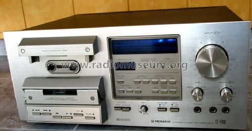Cassette Tape Deck CT-F950; Pioneer Corporation; (ID = 863879) R-Player