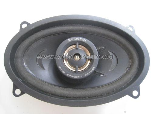 Coaxial Two Way TS-H465; Pioneer Corporation; (ID = 2002230) Speaker-P