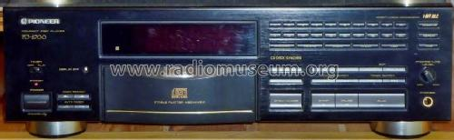 Compact Disc Player PD-8700; Pioneer Corporation; (ID = 1871372) Sonido-V