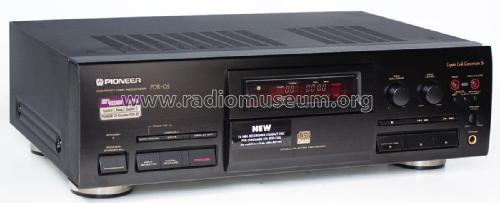 Compact Disc Recorder PDR-05; Pioneer Corporation; (ID = 1816350) R-Player