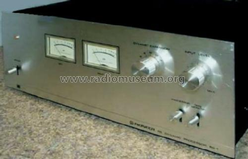 RG Dynamic Processor RG-1; Pioneer Corporation; (ID = 549347) Ampl/Mixer
