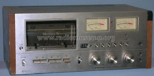 Stereo Cassette Tape Deck CT-F9191; Pioneer Corporation; (ID = 612496) R-Player