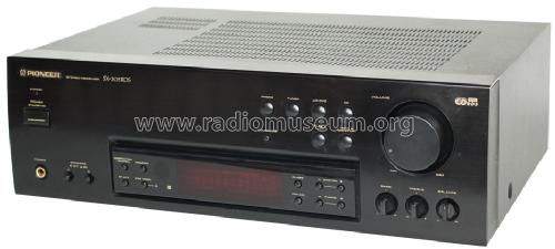 Stereo Receiver Sx