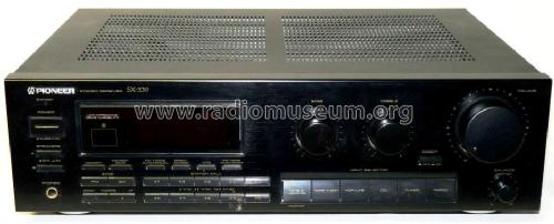 Stereo Receiver SX-339; Pioneer Corporation; (ID = 1676824) Radio