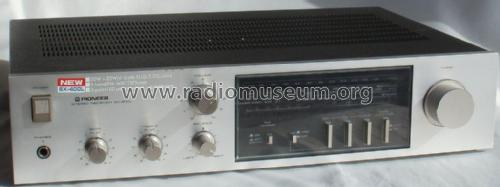 Stereo Receiver SX-400L; Pioneer Corporation; (ID = 1938231) Radio