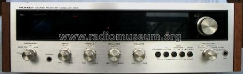 Stereo Receiver SX-525; Pioneer Corporation; (ID = 393514) Radio