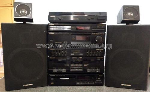 Stereo System Z91 Radio Pioneer Corporation Tokyo Build 19