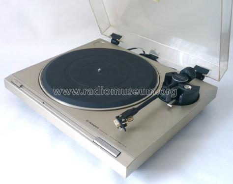 Stereo Turntable PL-6; Pioneer Corporation; (ID = 1967737) R-Player