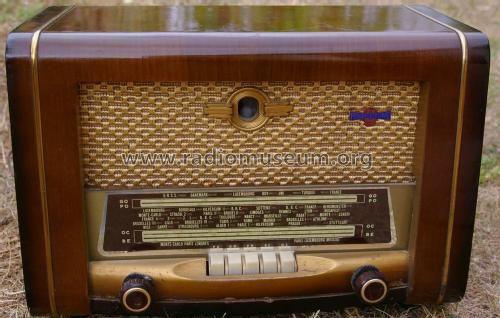 Inconnu - Unknown 1 ; Power-Tone; Paris (ID = 1950581) Radio