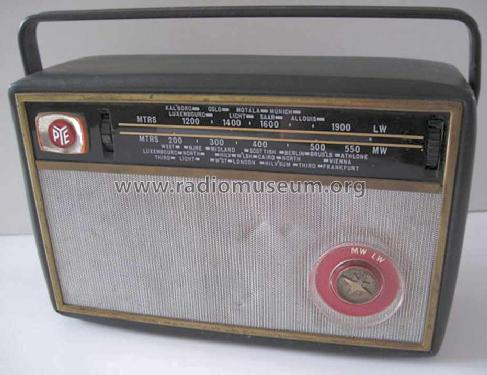 1352; Pye Ltd., Radio (ID = 1490946) Radio