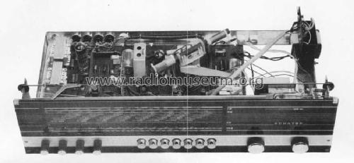 rundfunk chassis 669q radio quelle gmbh universum f rth und. Black Bedroom Furniture Sets. Home Design Ideas