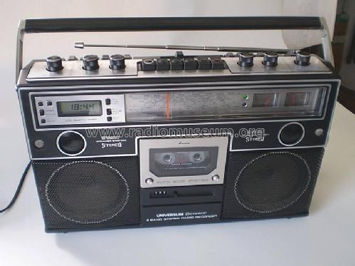 Riemen für UNIVERSUM Senator CTR-2306 U 4 BAND STEREO RADIO-RECORDER Belt-Kit