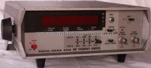 UHF Frequency Counter 9916; Racal Engineering (ID = 1517617) Ausrüstung