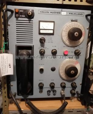 Marine SSB Radiotelephone TRA 950; Racal Engineering (ID = 2592797) Commercial TRX