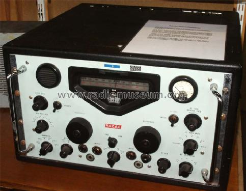 RA-17; Racal Engineering (ID = 479039) Receiver-C