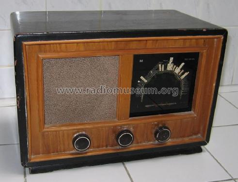 Lössnitz 4W549; Radio-Mechanik C. (ID = 120540) Radio