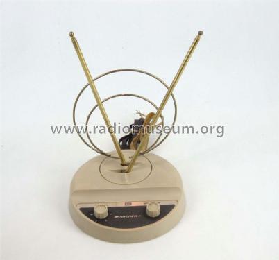 archer color eagle ii vhf  uhf  fm indoor antenna radio shac