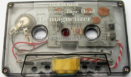 Head Demagnetizer 44-1165B; Radio Shack Tandy, (ID = 1070597) Equipment