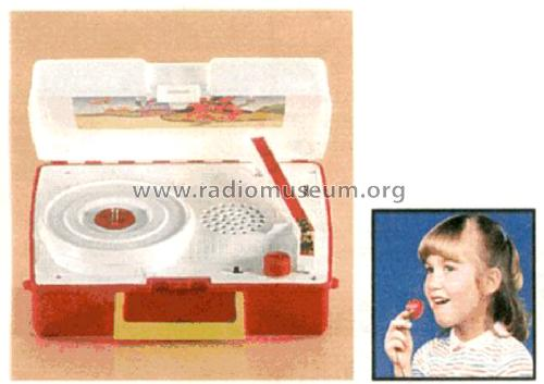 Kid´s Sing-Along Phono 13-1123; Radio Shack Tandy, (ID = 1351022) R-Player
