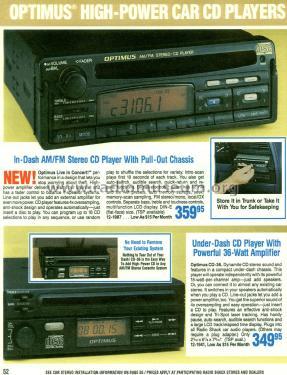 Optimus car radio 12 1987 car radio radio shack tandy asfbconference2016 Image collections