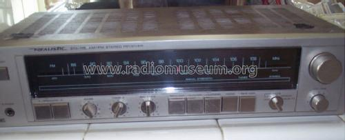 Realistic AM/FM Stereo Receiver STA-115; Radio Shack Tandy, (ID = 1179043) Radio