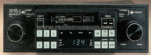 realistic car radio 12 1929 car radio radio shack tandy