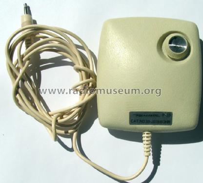 Realistic Pillow Speaker P-10 33-207B; Radio Shack Tandy, (ID