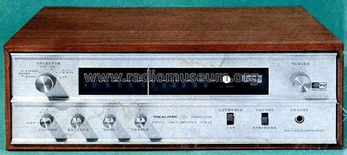 Realistic All Transistor Stereo Tuner Amplifier STA-60; Radio Shack Tandy, (ID = 1324762) Radio
