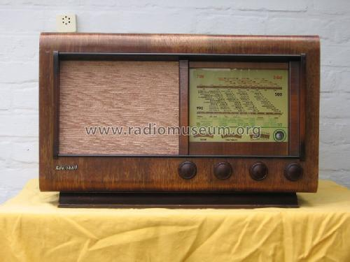 Radiobell 44 ; Bell Telephone (ID = 123281) Radio