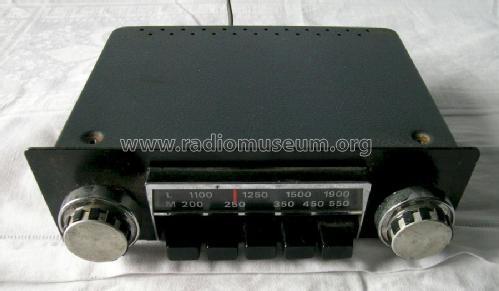1085 X Car Radio Radiomobile Ltd Cricklewood Works London