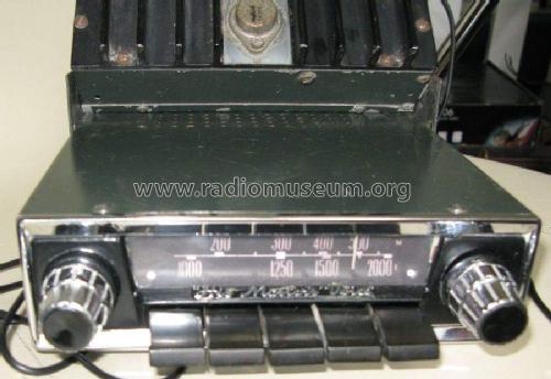 His Master S Voice 400t Car Radio Radiomobile Ltd Cricklew