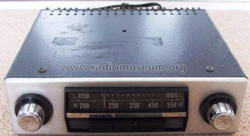 60t Car Radio Radiomobile Ltd Cricklewood Works London B