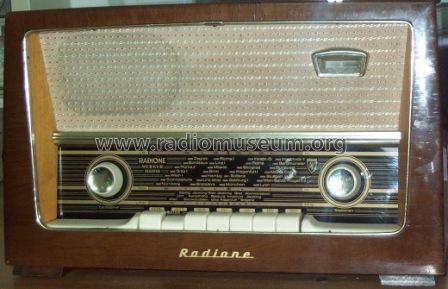 Merkur Register U ; Radione RADIO (ID = 546890) Radio