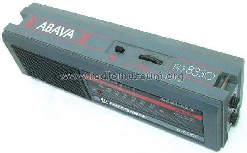 Abava RP-8330 Radio