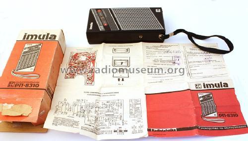 Imula RP-8310 Radio