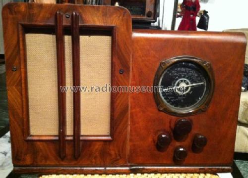 Transatlantic Type 1 Radio RAP Radio Acoustic Products