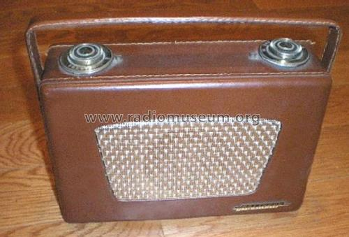 Transistor Radio 8TP2 Ch= 8RT1; Raytheon Mfg. Co.; (ID = 689574) Radio