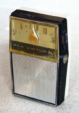 3-RH-34 B Radio RCA RCA Victor Co  Inc