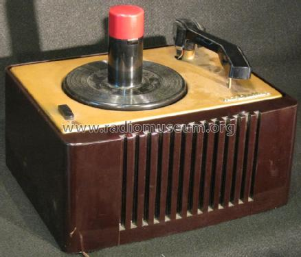 45-EY-2 Ch= RS-138F Late Production R-Player RCA RCA Victor