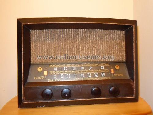68R3 Ch= RC-608; RCA RCA Victor Co. (ID = 1790336) Radio