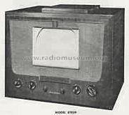 8TR29 ; RCA RCA Victor Co. (ID = 505139) TV Radio