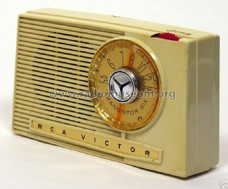 Transistor Six 9-BT-9E Ch= RC-1164A or Radio RCA RCA Victor