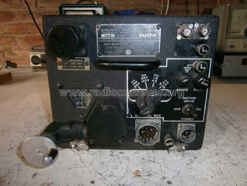 Aircraft Radio Receiver ARB CRV-46151; RCA RCA Victor Co. (ID = 1774340) Military