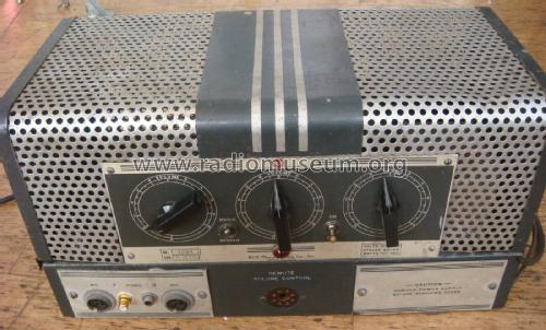 Amplifier MI-4284; RCA RCA Victor Co. (ID = 1976377) Ampl/Mixer